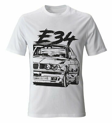 New Official BMW M POWER Logo M3 T-Shirt SIZE S-3XL