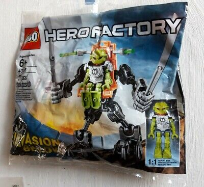 Lego hero Factory 40116 Invasion from