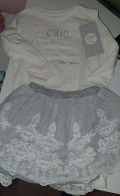 Mayoral Chic bambina completo tg.2 anni nuovo