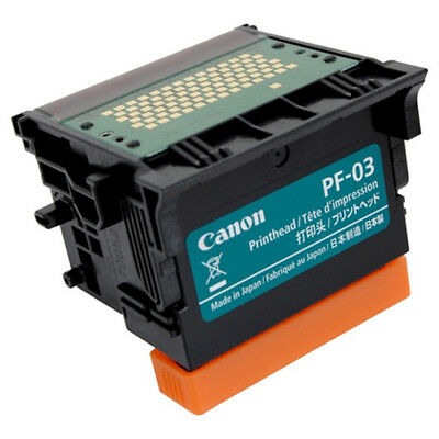 Canon IPF PF-03 RESTORING SERVICE . YOU MUST SEND US YOUR PRINTHEAD