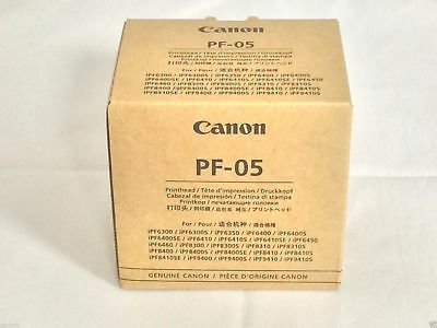 Canon IPF PF-05 RESTORING SERVICE.  You must send in your printhead first!