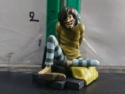 Lupin The Third In Prison Gashapon Figure