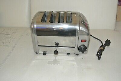MAGIMIX : Dualit Classic - Toaster grille pain - 4 tranches - inox