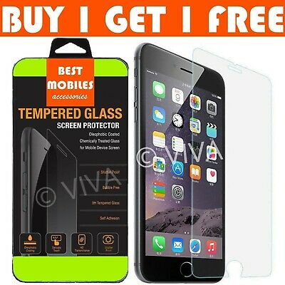 Tempered Glass Screen Protector For Apple iphone SE 2 (2020)