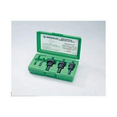 Greenlee 635 Carbide-Tipped Hole Cutter Kit635