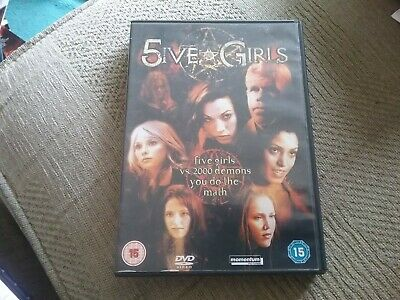 %  5ive Girls dvd freepost in very good condition