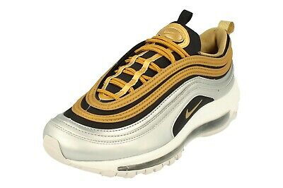FEMMES NIKE AIR Max 97 Soi Chaussures Course Size 4.5 Rose