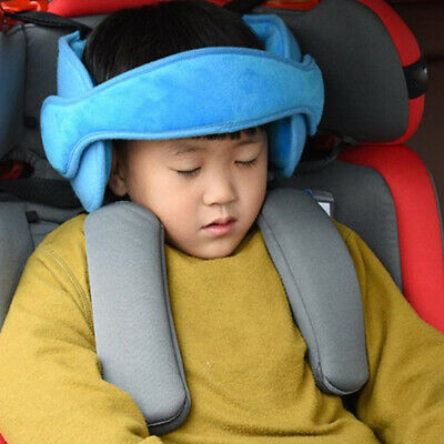 Adjustable Car Seat Head Support Baby Kids Pillow Neck Protector Safety Headrest