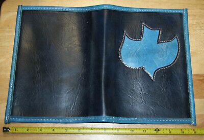 Beautiful antique vintage Leather Bible Cover