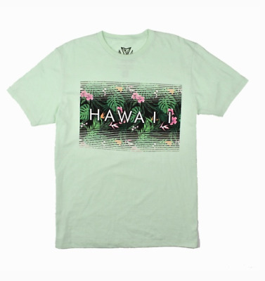 In4mation Hawaii Mens Black Come and Get it Fearless Lady Killer T-Shirt NWT