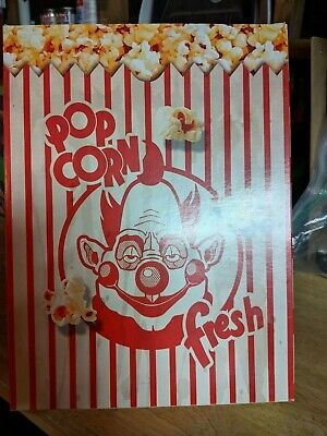 Fright Rags Killer Klowns from Outer Space Limited Ed. Box and Good Guy Cereal