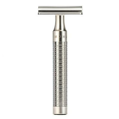Muhle ROCCA R94 Stainless Steel Double Edge Safety Razor