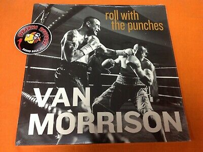 Van Morrison Roll with the Punches Rock LP NEW Vinyl 2017 Piranha Records