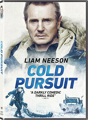 Cold Pursuit DVD - Brand New! Free Ship!