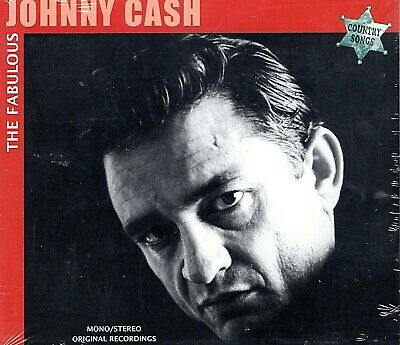 Johnny Cash: The Fabulous .. Don't Take Your Guns To Town .. 20 Hits .. Oldies