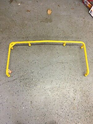 Polaris OEM 2871501-087 Rear Bumper Grab Bar, No Hardware