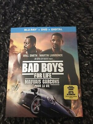 Bad Boys For Life Blu Ray Dvd Digital New And Sealed