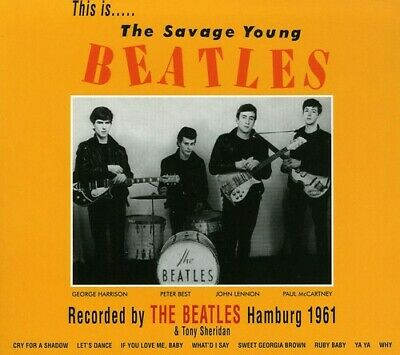 The Savage Young Beatles CD Value Guaranteed from eBay's biggest seller!