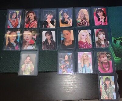 Apink LOOK 9th Mini Album Photocards MMT