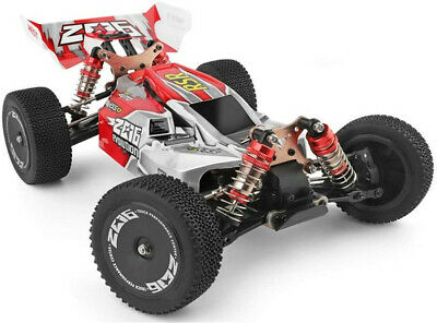 Auto Buggy WlToys XKS 144001 60km / h High Speed 1/14 2.4GHz RC Buggy 4WD