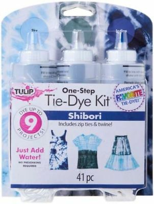 3-Color Shibori - Tulip One-Step Tie-Dye Kit - Best Value in Europe - NEW NEW