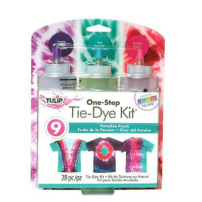 Tulip One-Step Tie-Dye Kit PARADISE PUNCH - BEST VALUE IN EUROPE - NEW NEW NEW