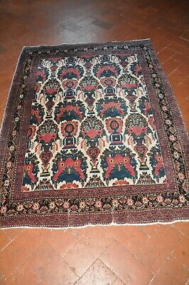 Tappeto antico persiano afshar 163 x 116 - antique afshar rug