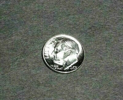 1952-P FRANKLIN D. ROOSEVELT DIME (10c) BU UNCIRCULATED 90% SILVER STOCK PHOTO