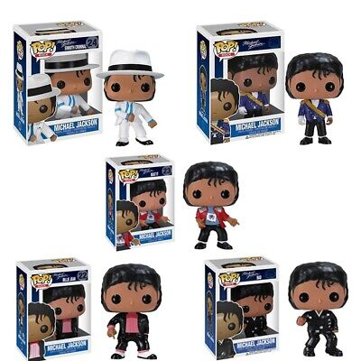 Funko Pop Michael Jackson Doll Vinyl Action Figure Toy Xmas Gift In Box
