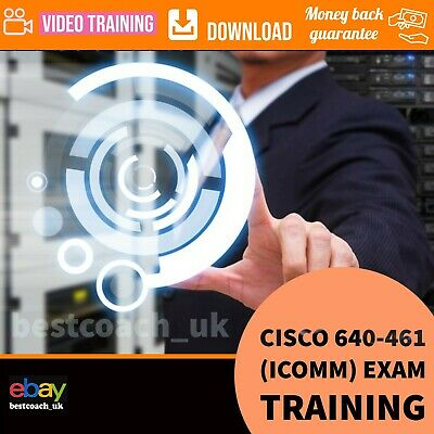 Cisco 640-461 (ICOMM) Exam Training Video Download