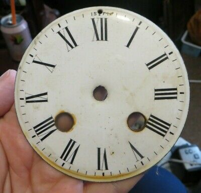 French clock dial, enamel, 93mm