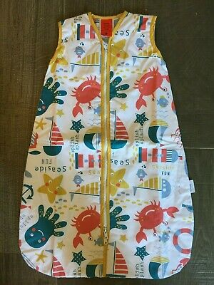 Baby Sleeping Bag different togs and sizes boys sea side grow bag