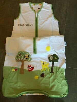 Baby Sleeping Bag different togs and sizes boys forest friends grow bag