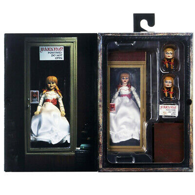 """NECA The Conjuring Universe Annabelle 7"""" Ultimate Action Figure Collection New"""