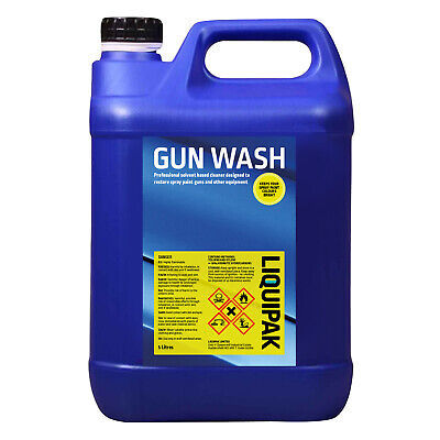 5 Litres of Gun Wash Parts Cleaner Paint Thinner 1 x 5 Litre