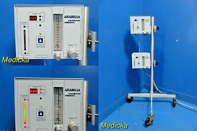 2007 Hamilton Medical Arabella 158000 Ventilatory Support System W/ Stand ~21482