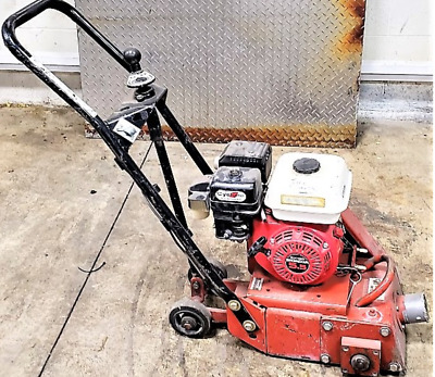 "8"" Concrete Grinder, Scarcifier, Surface Planer, Polisher SP8/GH General [#1]"