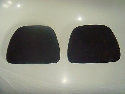 Ford Cortina Mk4 Mk5 Ghia Head Rest Inserts Genuine Used Ford Parts