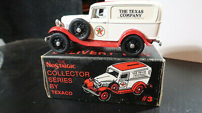 1932 Ford Delivery Van Ertl # 3 Texaco BOXED