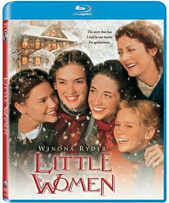 Little Women [Blu-ray] Winona Ryder/Claire Danes BRAND NEW SEALED