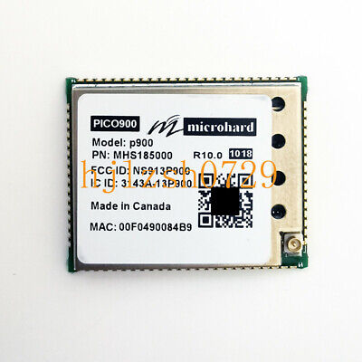 1pcs New Microhard P900 UAV Frequency Data Transmission Module
