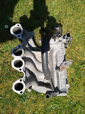 VW GOLF MK2 1.8 GTI 8V Inlet Manifold & Throttle Body