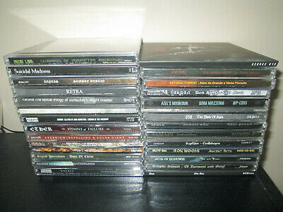 1CD=$5! LOT 13 Black/Pagan Metal CDs Vspolokh Theosophy Ragnell Mordaehoth++