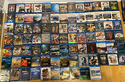 Blu ray DVD Wholesale lot of 100 pieces blowout clearance Movies