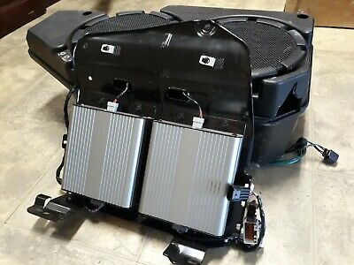 09 Ford Mustang GT500 Shaker 1000 amplifier subwoofer sub & amps