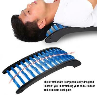 Arched Stretch Fatigue Mobility Back Stretcher Orthopedic Realign Eases Muscular