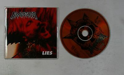 Krabathor Lies GER ADV CD 1995 Death Metal