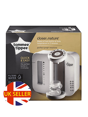 Tommee Tippee Closer to Nature Prep Machine - White