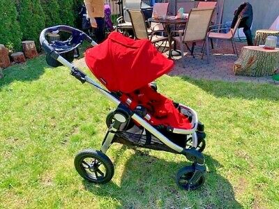 City Select Baby Jogger  Stroller Red