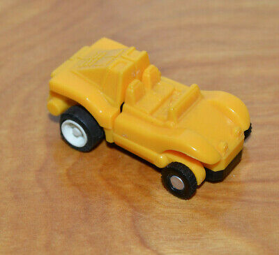 Vintage G1 Transformers Mini Spies Dune Buggy Action Figure 1984 Takara Hasbro